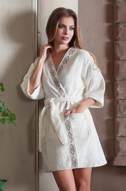 Тёплые халаты
