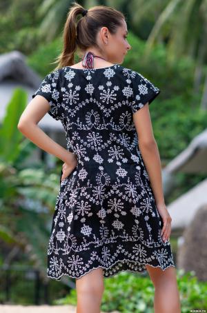 Платье Нуар Noir Mia-Amore 1334
