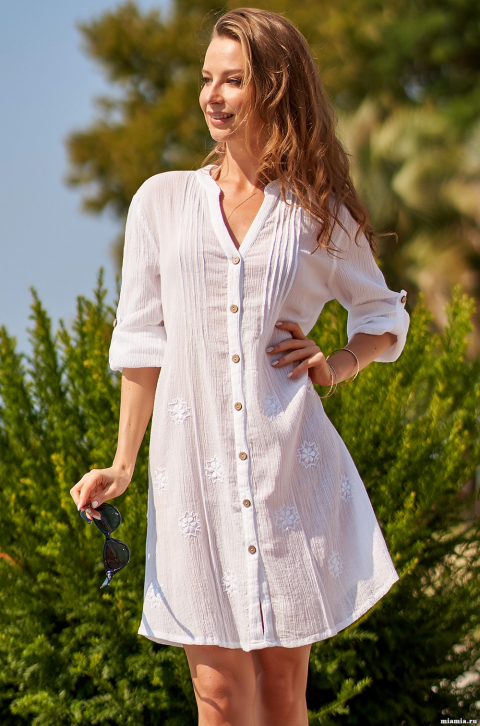 Рубашка Аргентина  Mia-Amore 1356