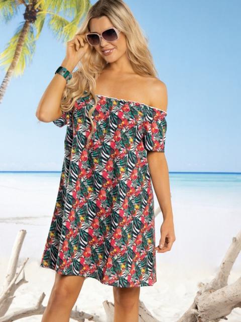 Платье пляжное JG71 Sielei
