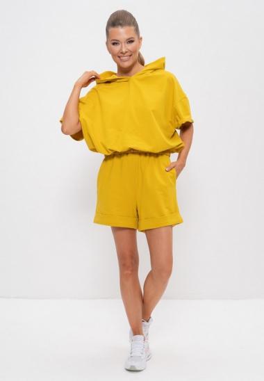 Комплект худи с шортами 1147/г Cleo