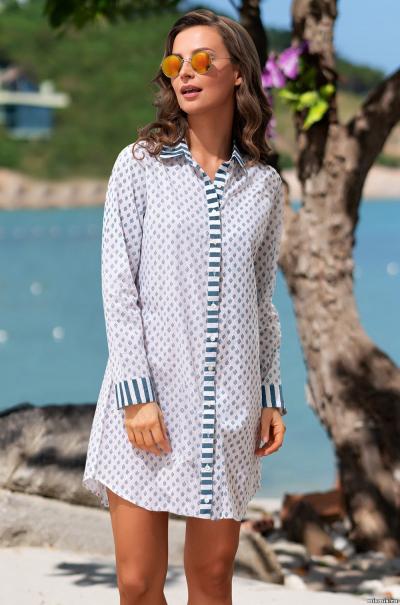 Рубашка Mia-Amore Доминикана 1442