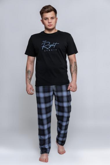 Пижама мужская со штанами VICTOR