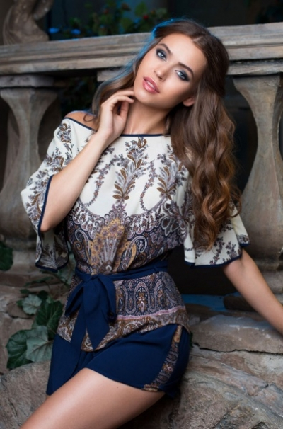Комплект (блуза и шорты) Шакира Миа-Миа Shakira Mia-Mia 16072