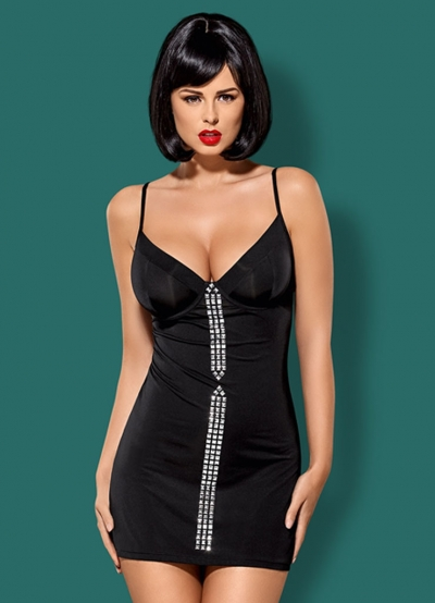 GRETIA DRESS & THONG Obsessive