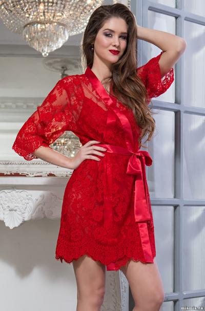 Халат Mia-Amore Фламенко Flamenko 2083