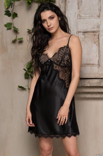 Сорочка Mia-Amorе Афродита Afrodita 2160 черный