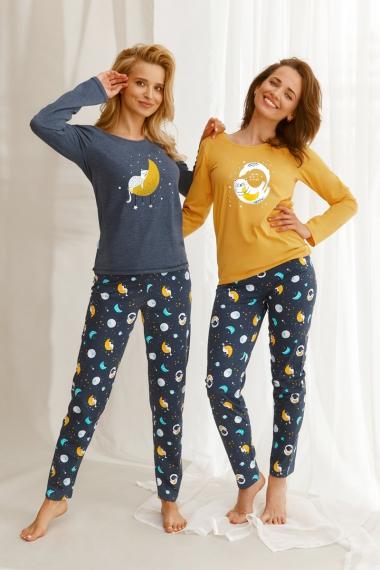 Пижама с брюками 2579 21/22 SARAH джинс, Taro