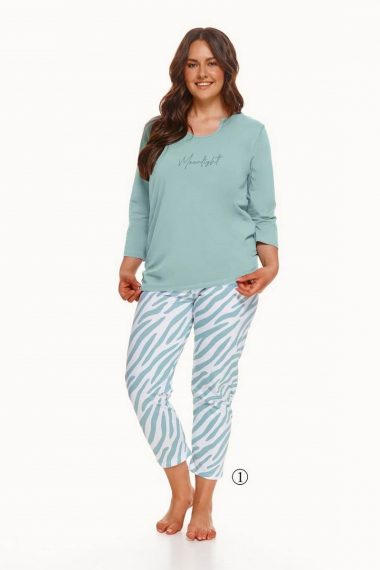 Пижама с брюками 2606, Taro