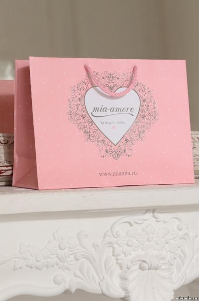 подарочный пакет (Миа Миа Mia Mia) 30