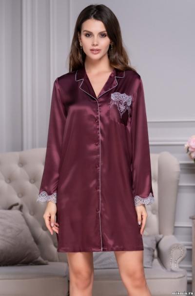 Халат - рубашка Mia-Amore Лаура Laura 3297