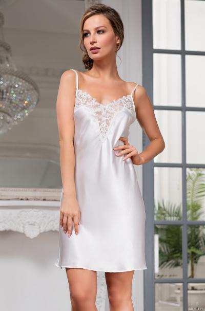 Сорочка Mia-Amore  Белый Лебедь White Swan 3550