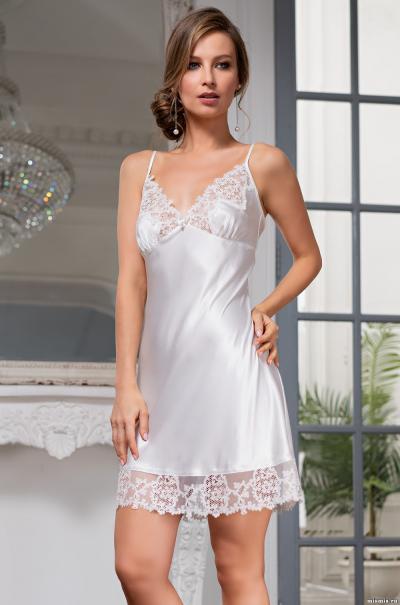 Сорочка Mia-Amore  Белый Лебедь White Swan 3551