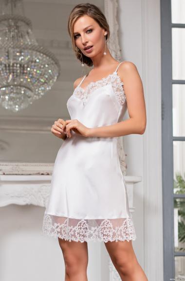 Сорочка Mia-Amore  Белый Лебедь White Swan 3554