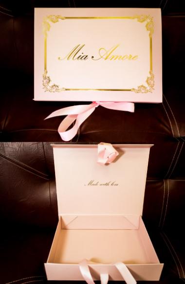 Коробка-трансформер 11 Mia-Amore на завязках