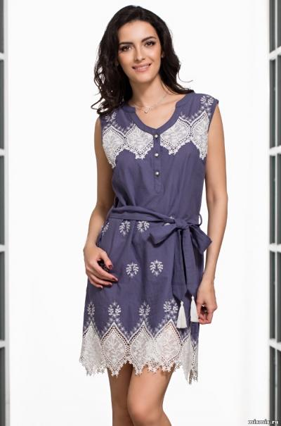 Платье-туника Марсель Миа-Мелла Marsell Mia-Mella 6391