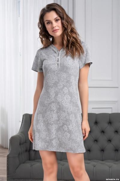 Платье Mia-Mella Меланж Melange 6734