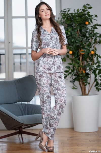 Пижама Гретта Gretta Mia-Mella 6866