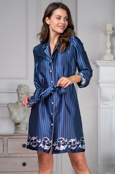 Рубашка Барокко Barocco Mia-Amore 8617