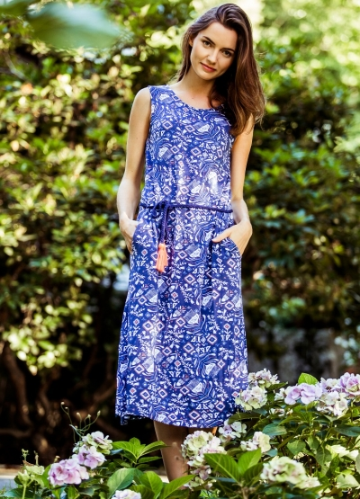 Платье женский KEY LHS 891