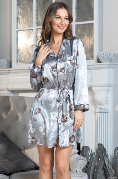 Рубашка Mia-Amore Пионы Pion 8997
