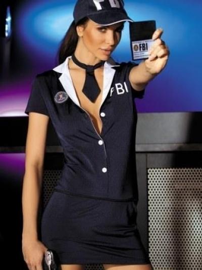Игровой костюм PRIVATE AGENT (CAPRICE, ПОЛЬША) 167-1