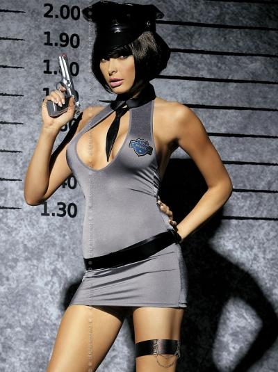 Police dress (Полицейский) Obsessive (Обсессив)164