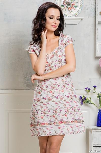 Сорочка Mia Mella Sharlotta Шарлотта 6294