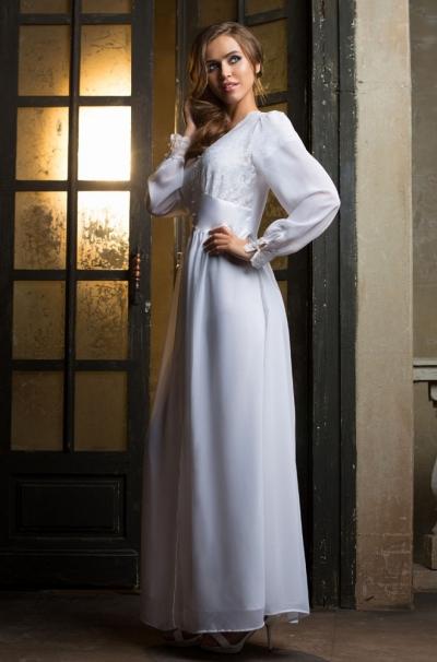 Пеньюар Леди в белом Lady in white Mia-Mia 17259