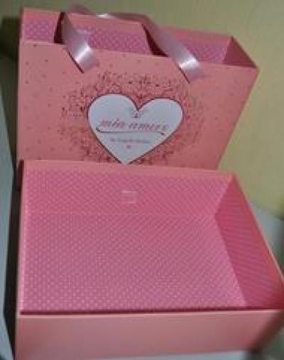 подарочная коробочка (Миа Миа Mia Mia)